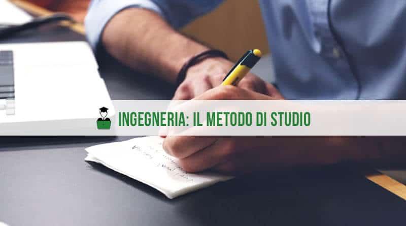 studiare ingegneria