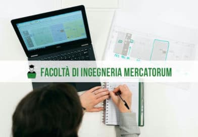 Facoltà Ingegneria Mercatorum: la nuova offerta formativa per l'A.A. 2021/2022