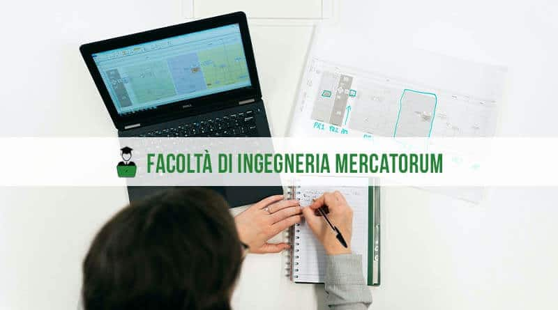 Facoltà Ingegneria Mercatorum: i nuovi corsi di laurea per l'A.A. 2018/2019