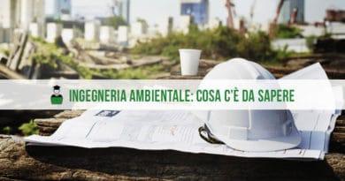 Ingegneria Ambientale