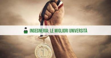 Migliori Università Ingegneria: la classifica 2020