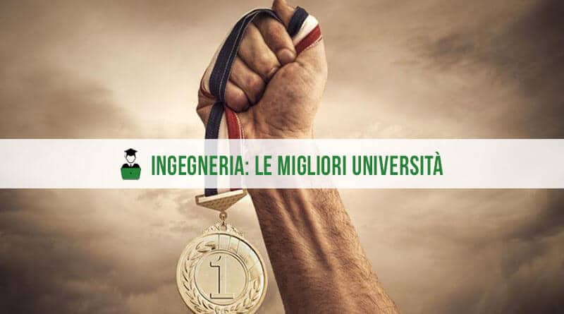 Quali sono le migliori Università di Ingegneria?