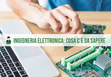 Ingegneria Elettronica Online: cosa c'è da sapere