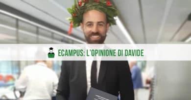 Opinioni eCampus Intervista Davide