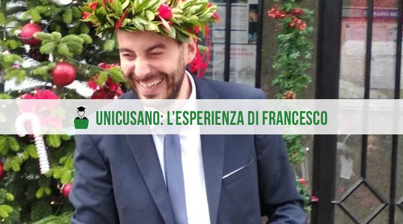 Opinioni-Unicusano-Ingegneria-Francesco