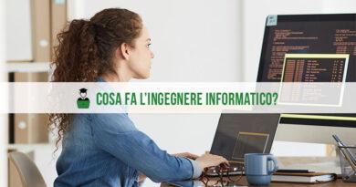 Ingegnere informatico: cosa fa, competenze e studi