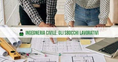 Ingegneria civile: gli sbocchi lavorativi