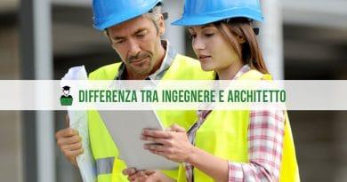 Differenza tra ingegnere e architetto: cosa c'è da sapere